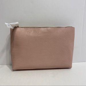 NWOT Victoria's Secret Pink Makeup Bag Travel
